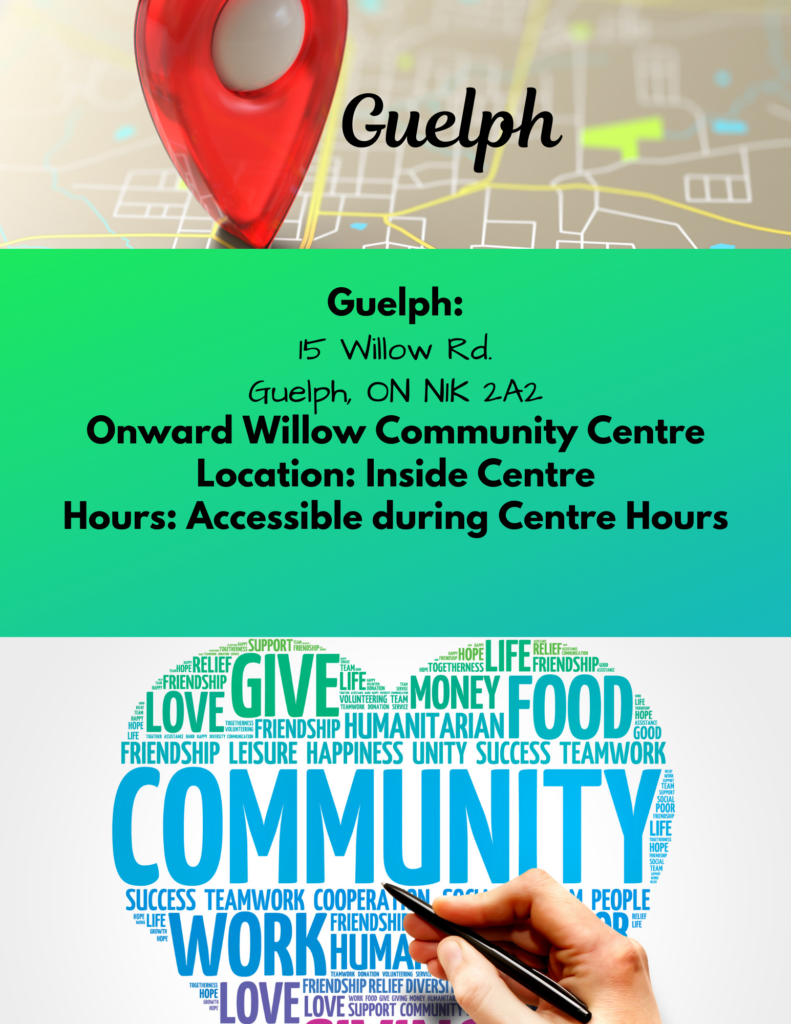 Guelph Community Fridge Free Food For All