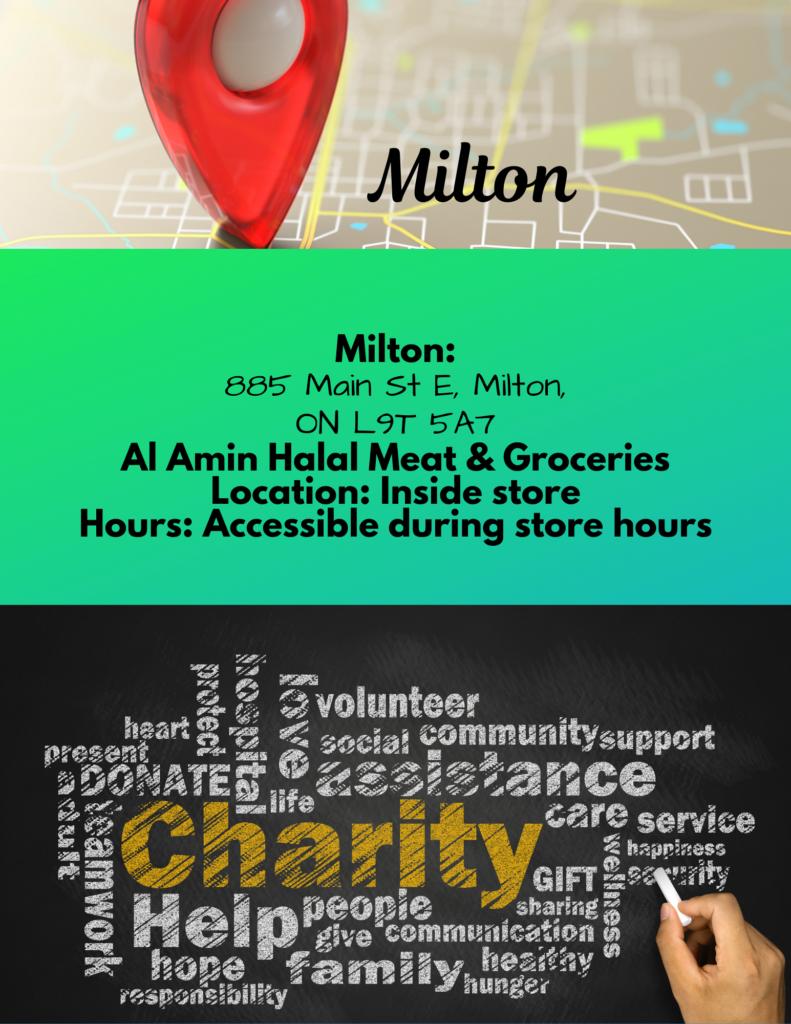 Milton Community Fridge Free Food For All Zero Waste