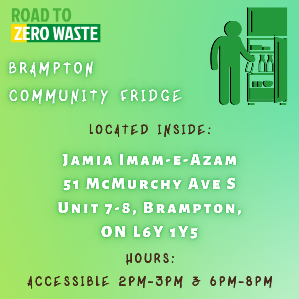 Brampton Community Fridge
