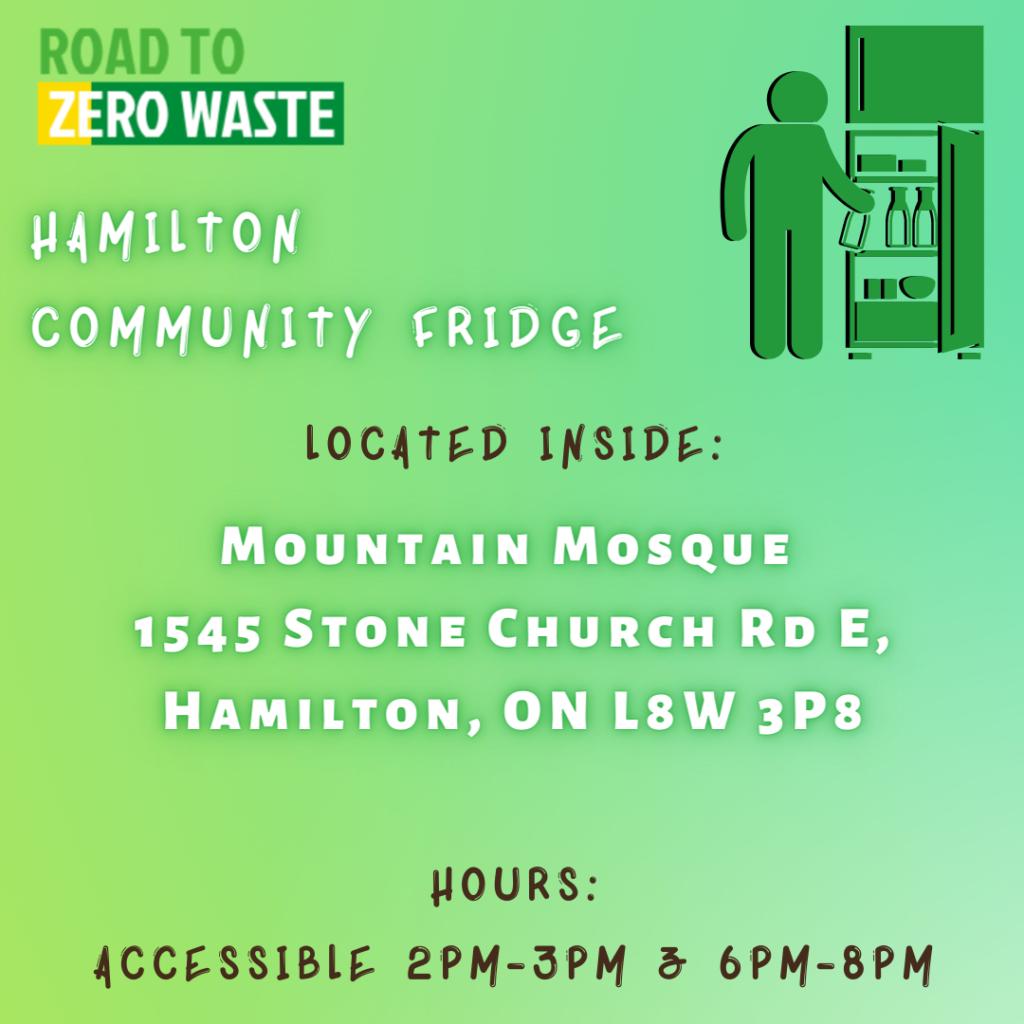 Hamilton Community Fridge